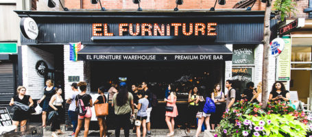 El Furniture Warehouse
