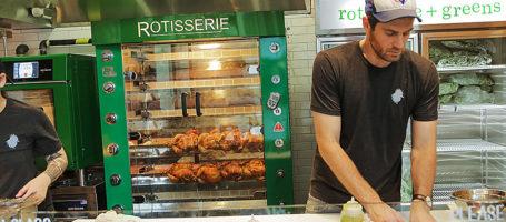 FLOCK Rotisserie + Greens