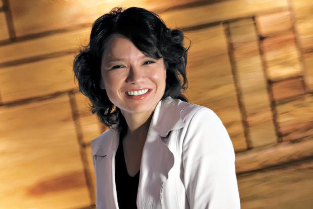 Jennifer Podemski: the actress speaks out about Native
