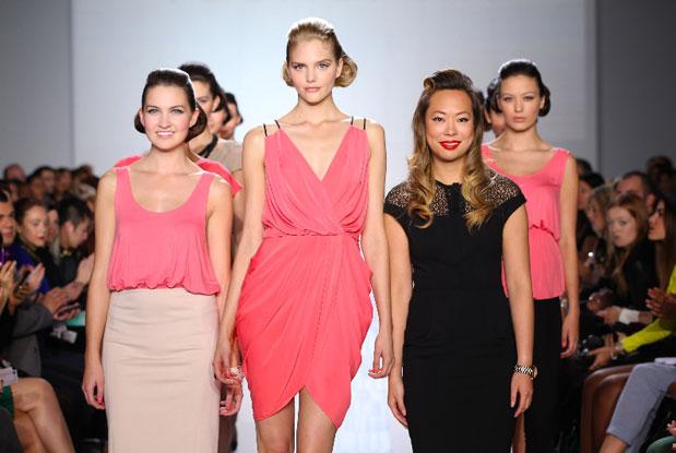 The Fashion Week Diaries: Rachel Sin, Soïa & Kyo and Arthur
