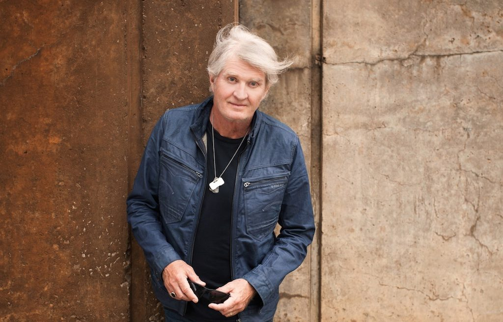 Tom Cochrane back on the highway with new album and he's