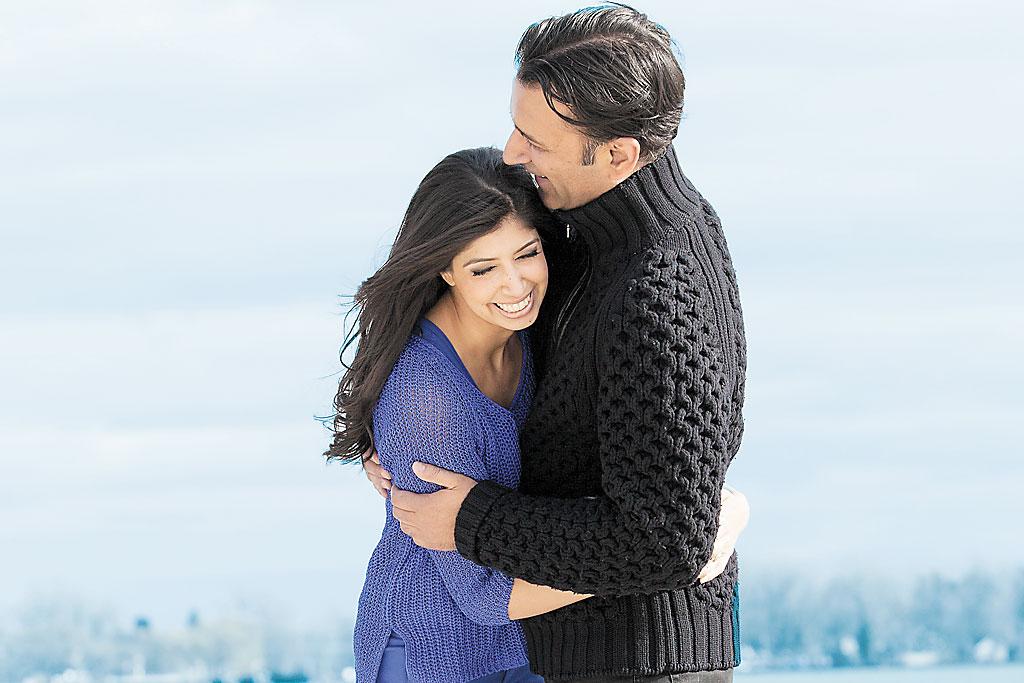 How CP24 Breakfast's Pooja Handa met her husband Paul ...
