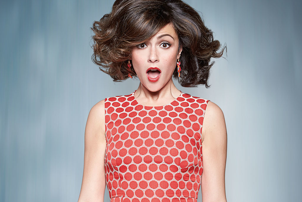 Actress Italia Ricci On Growing Up In Richmond Hill Her Hit Tv