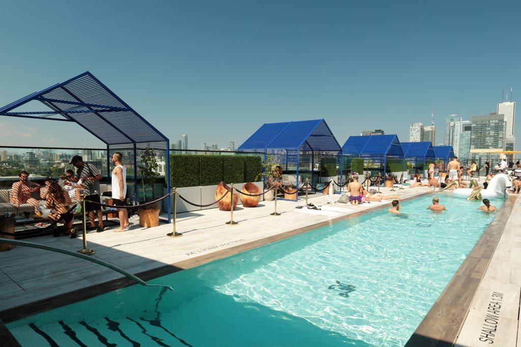 best rooftop patios toronto