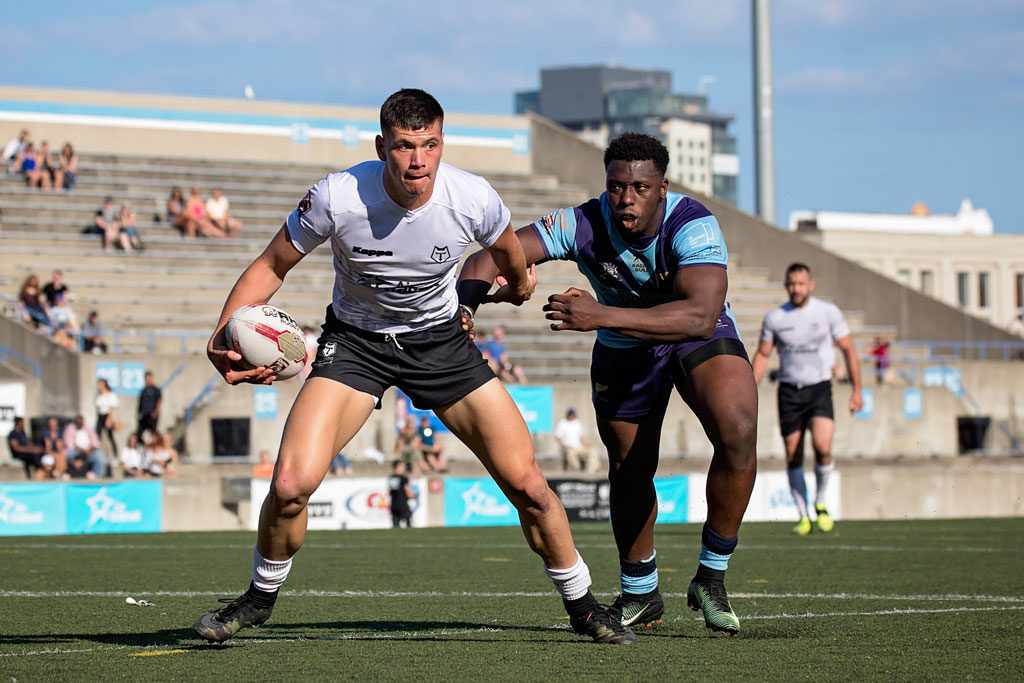 Toronto Wolfpack back home in Toronto