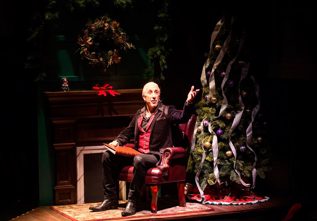 Twisted Sister Christmas.The Original Twisted Sister Returns With His Rock Roll