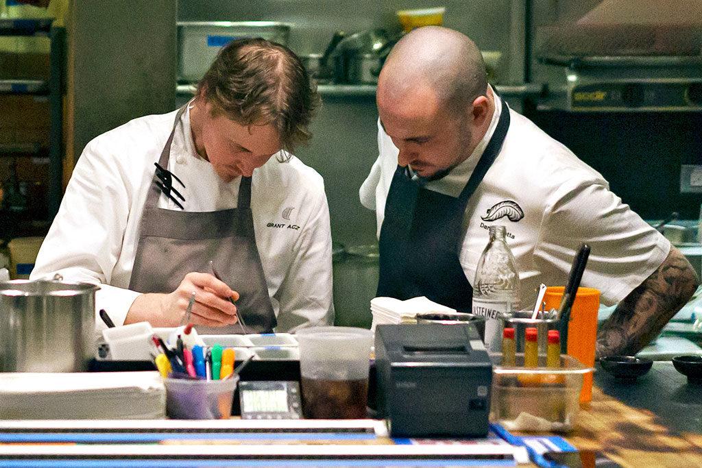 Chef Dan Perretta
