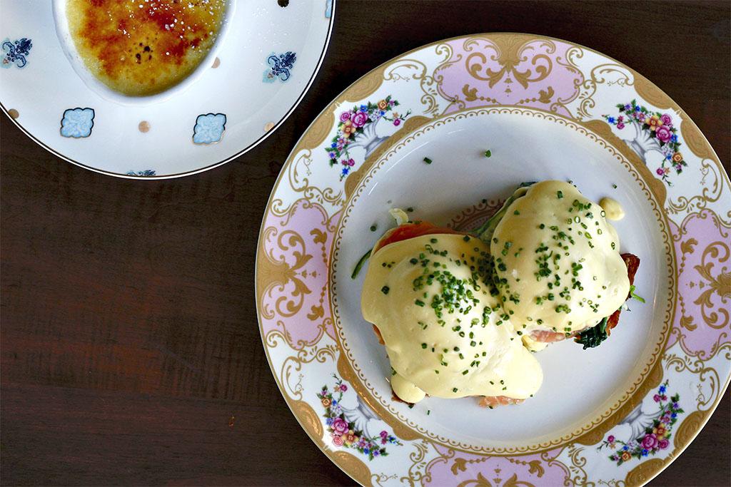 Maison Selby Eggs Hemingway