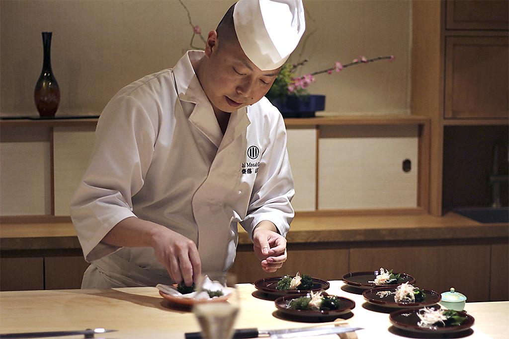 Sushi Masaki Saito