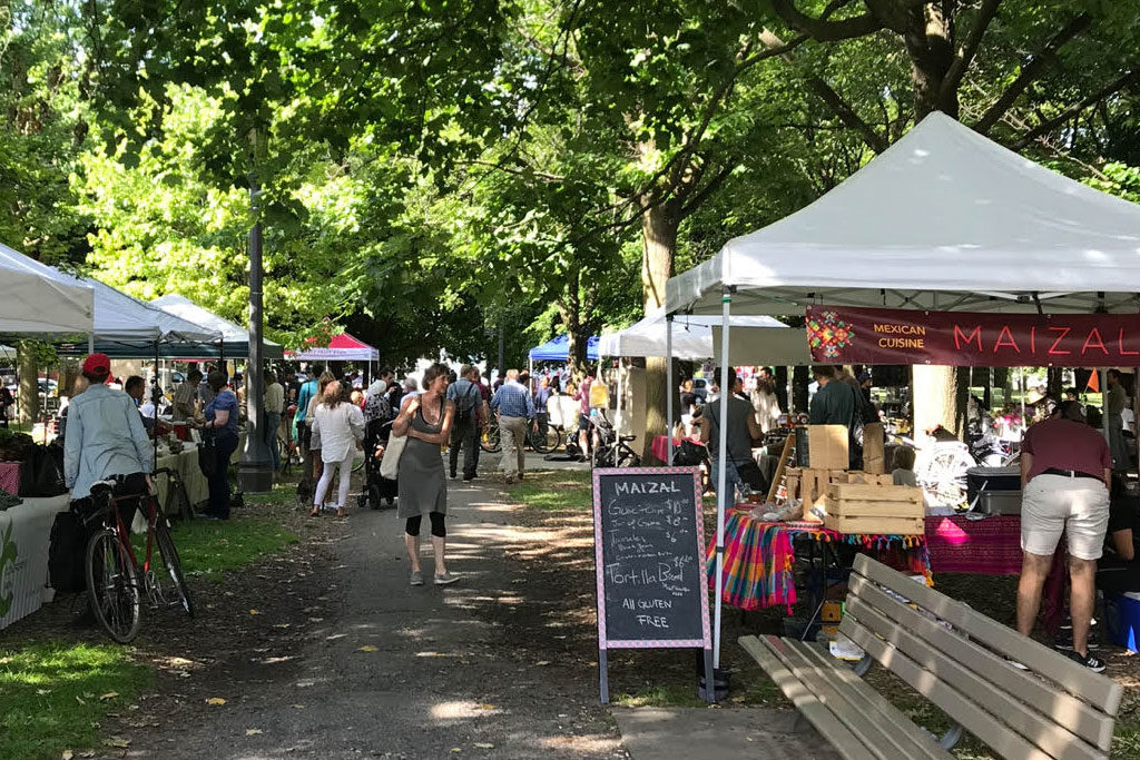 Not all vendors at local farmers' markets are the real deal
