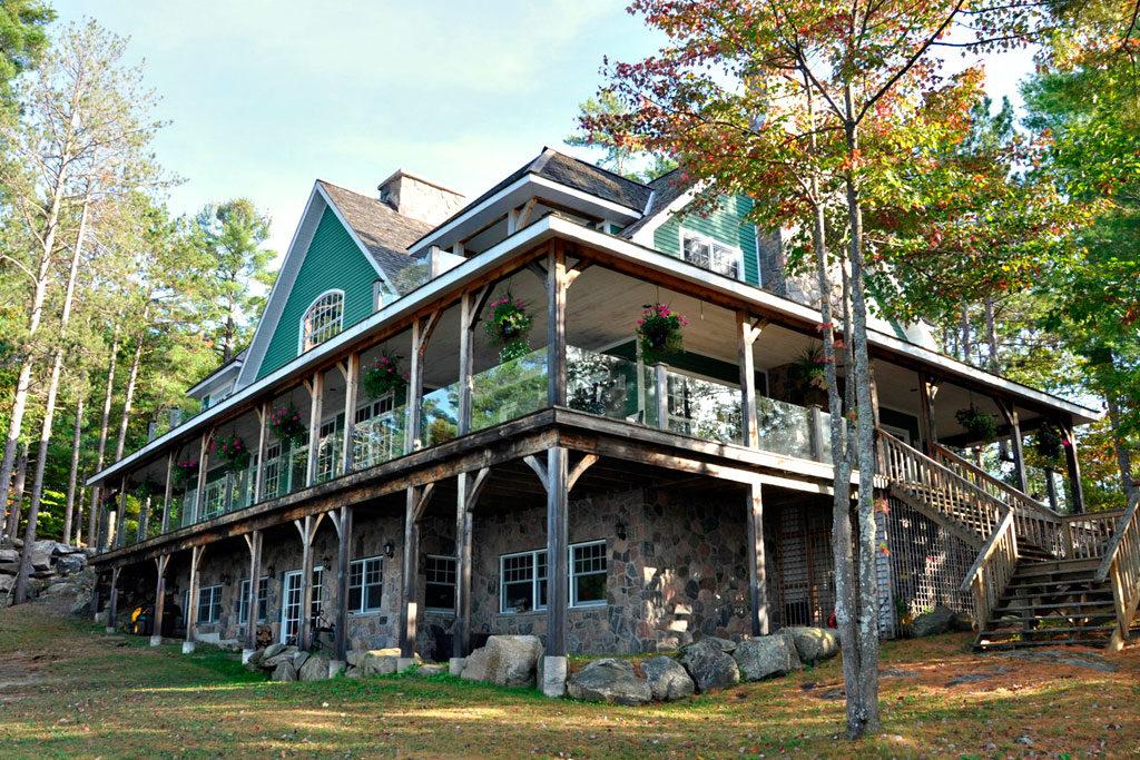 gravenhurst cottage