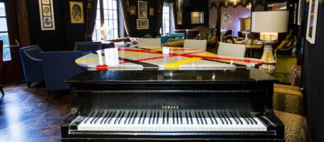 Gatsby and Piano Bar