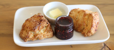 baker and scone