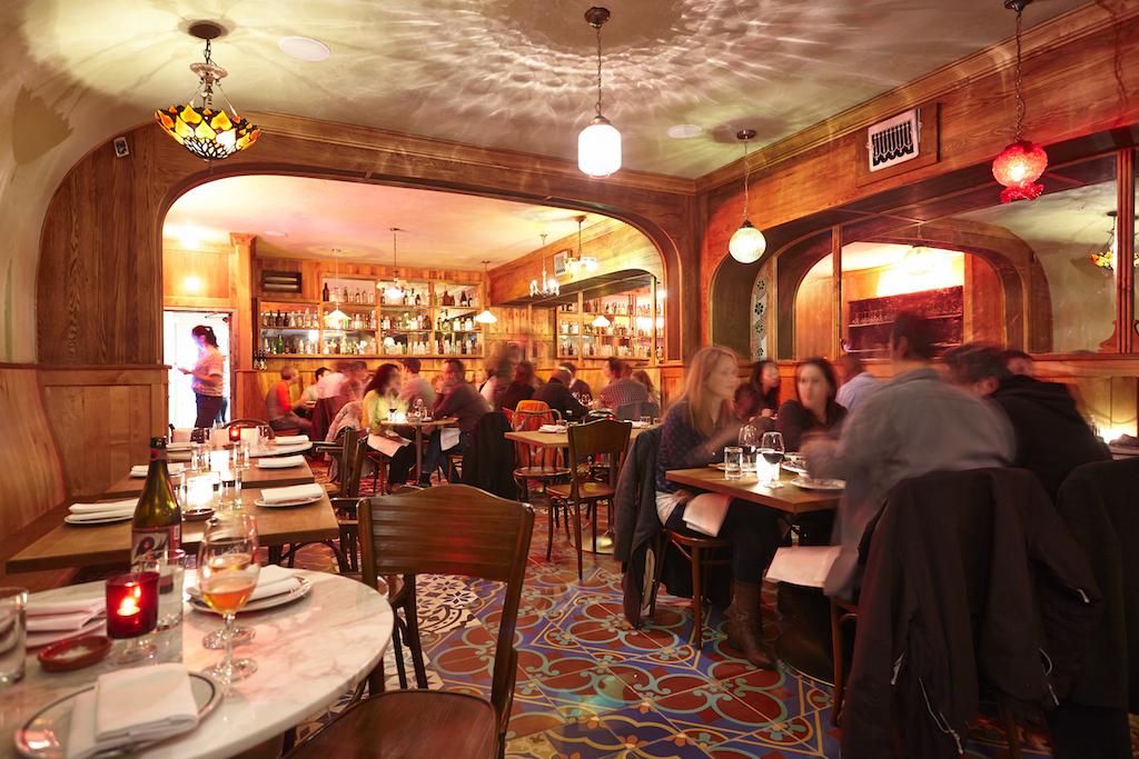 Bar Isabel-Interior