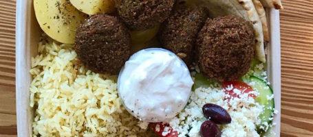 greek & co- lunch box