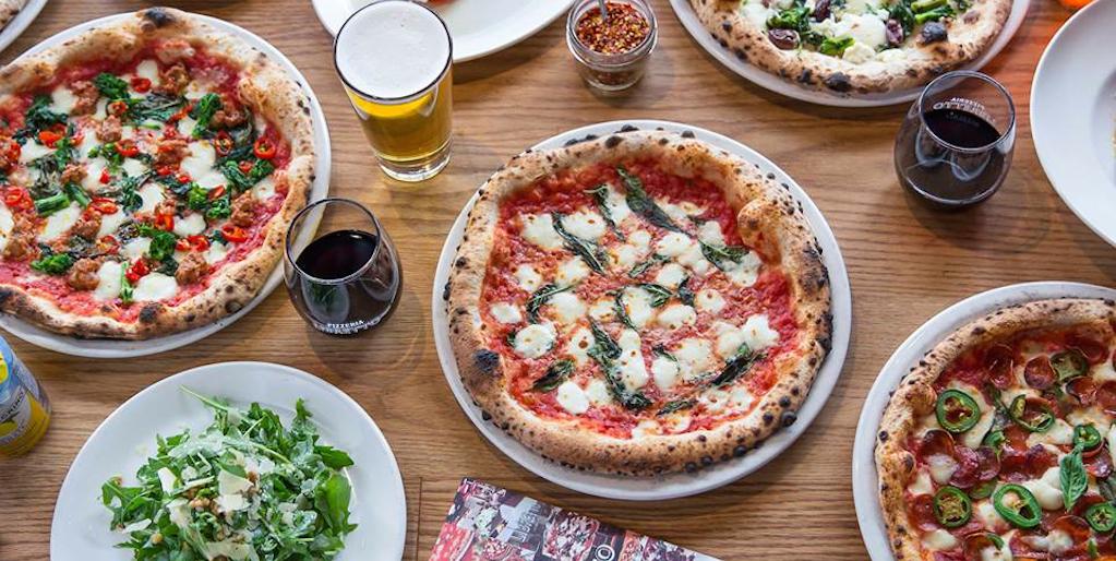 pizzeria libretto- pizzas