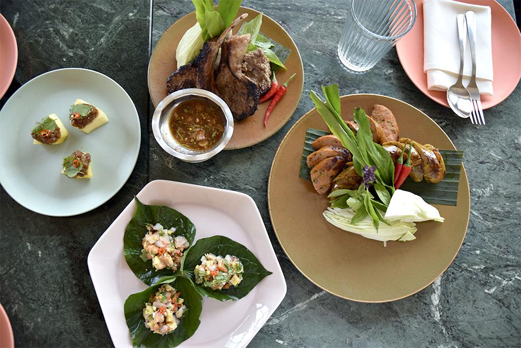 Favorites Thai BBQ