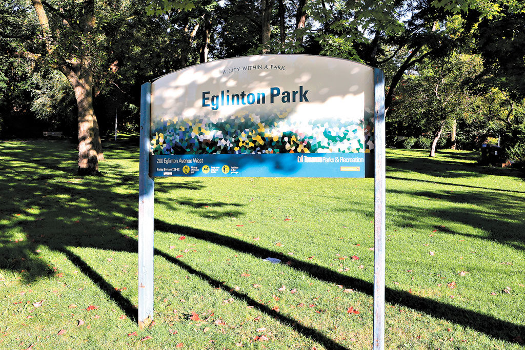 Eglinton Park