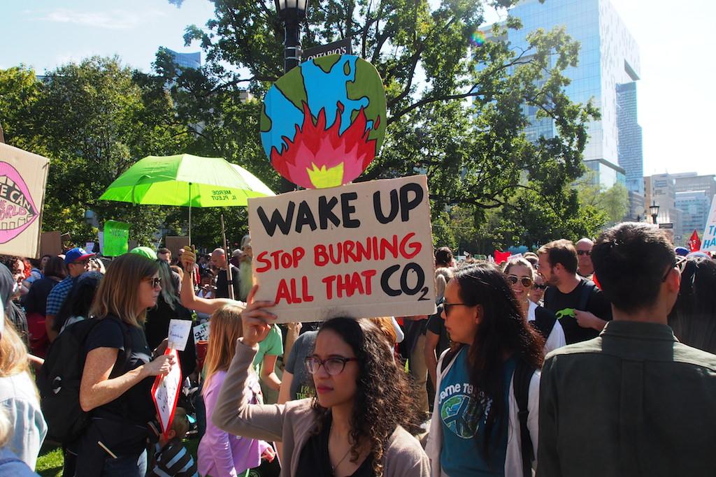 Climate Strike Toronto