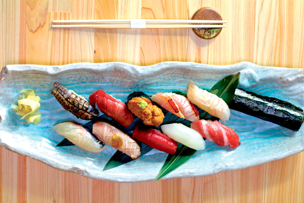 best sushi shoushin