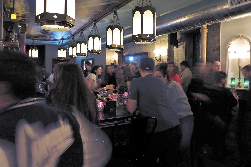 Inside Toronto's hidden bars and secret speakeasies ...