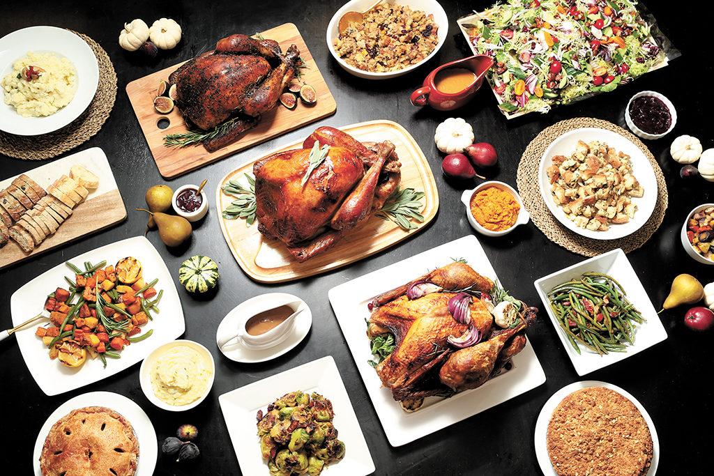 toronto's best thanksgiving dinners