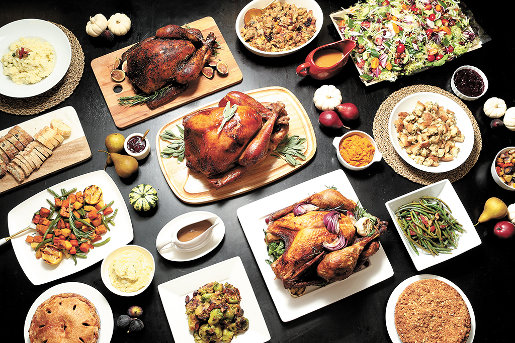 best thanksgiving dinners