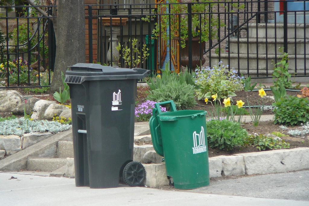 Garbage rate increase