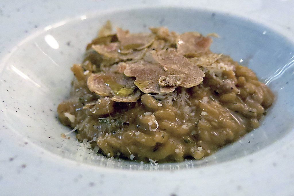 Oretta-truffle-menu