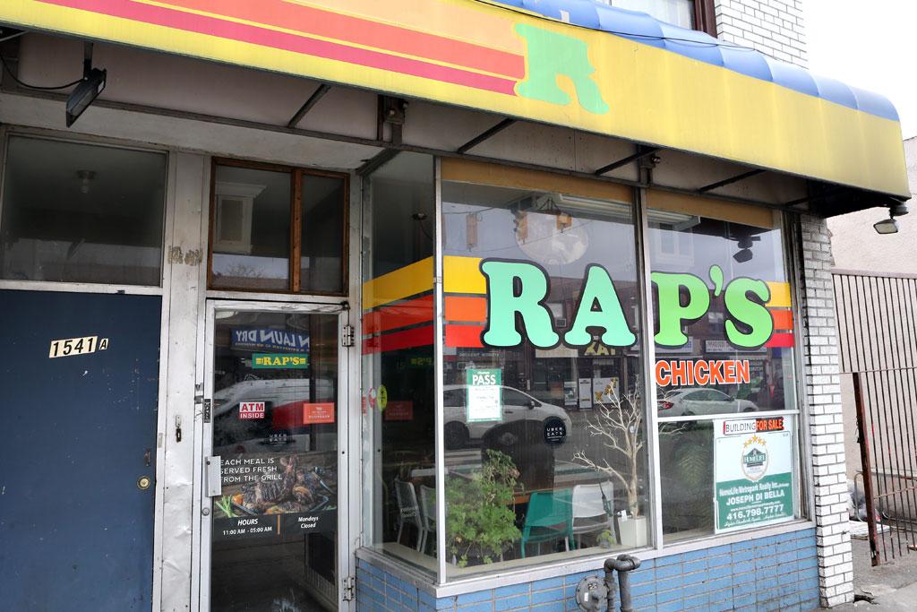 Rap's Chicken