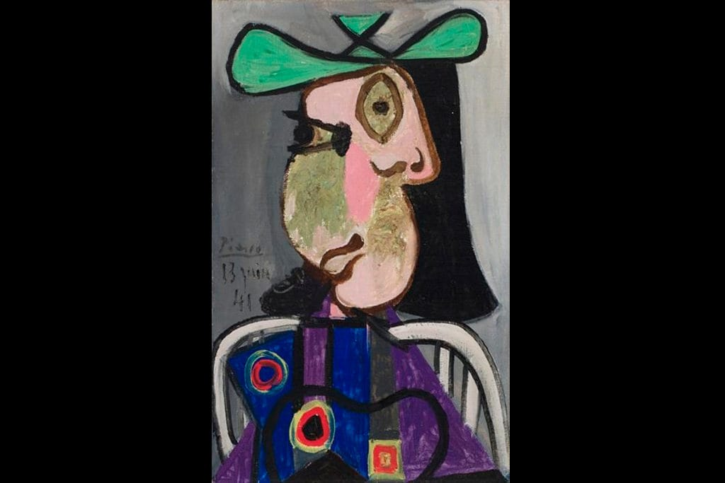 Picasso at Heffel Auction