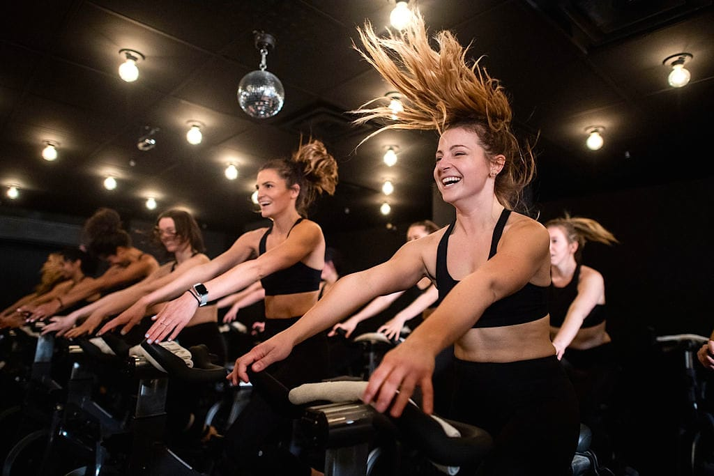 spin classes-toronto