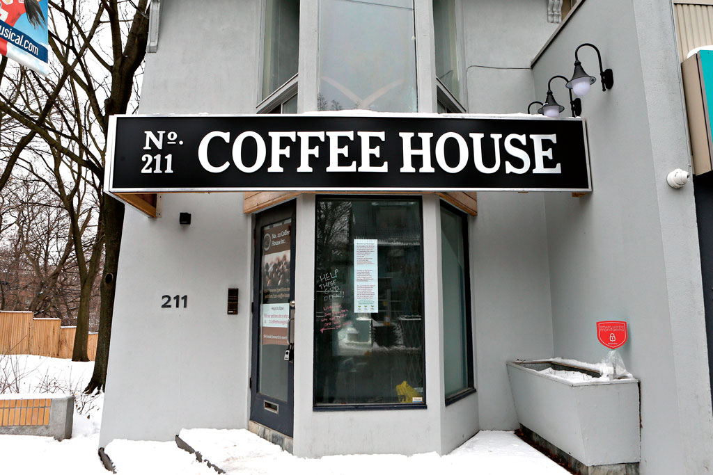 No. 211 Coffee House