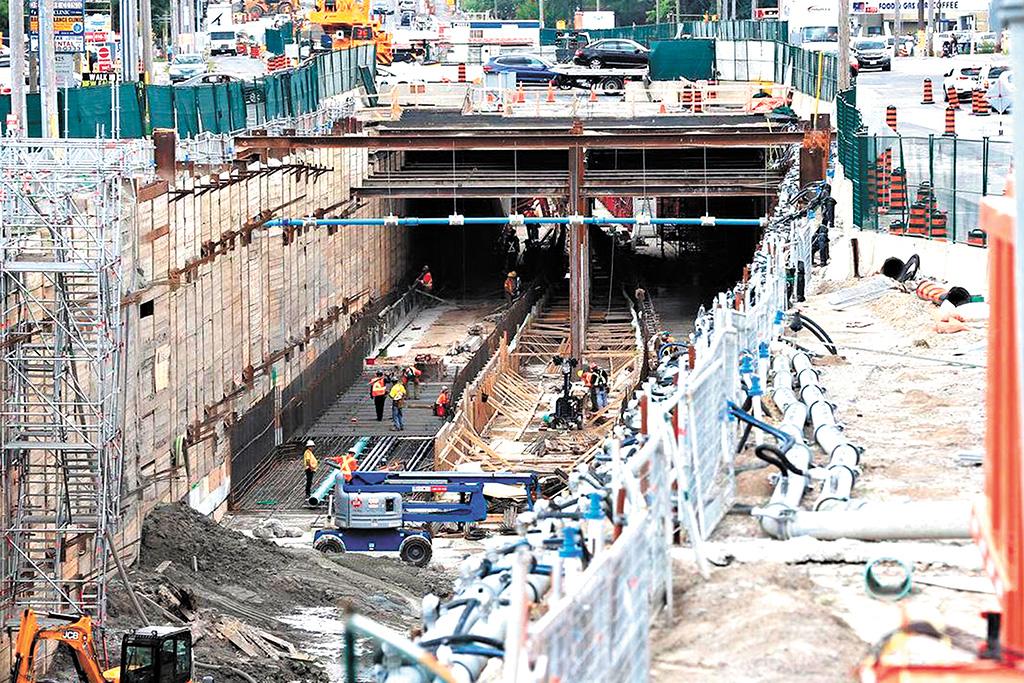 Crosstown LRT