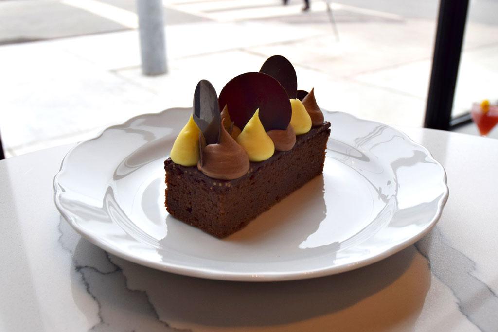 Osteria Rialto-chocolate-cake