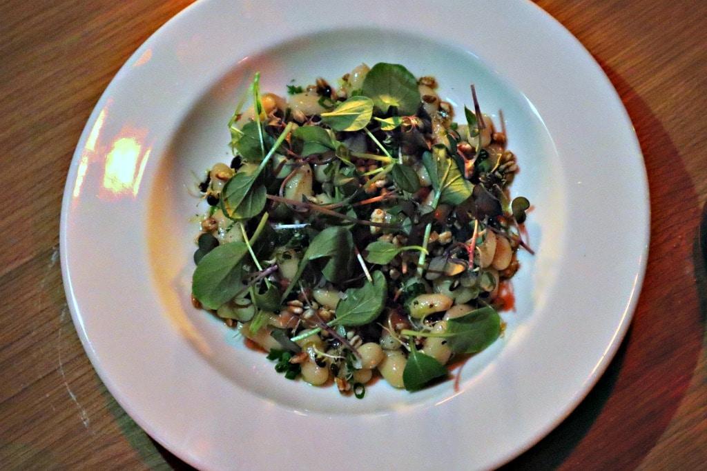 Bar Mordecai salad