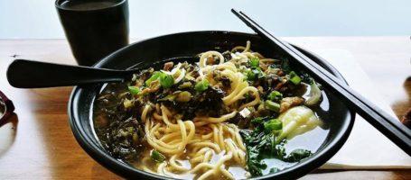 Wuhan Noodle 1950