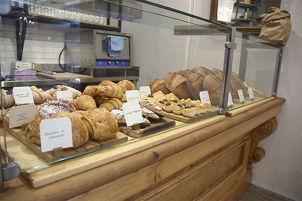 Spaccio-pastry