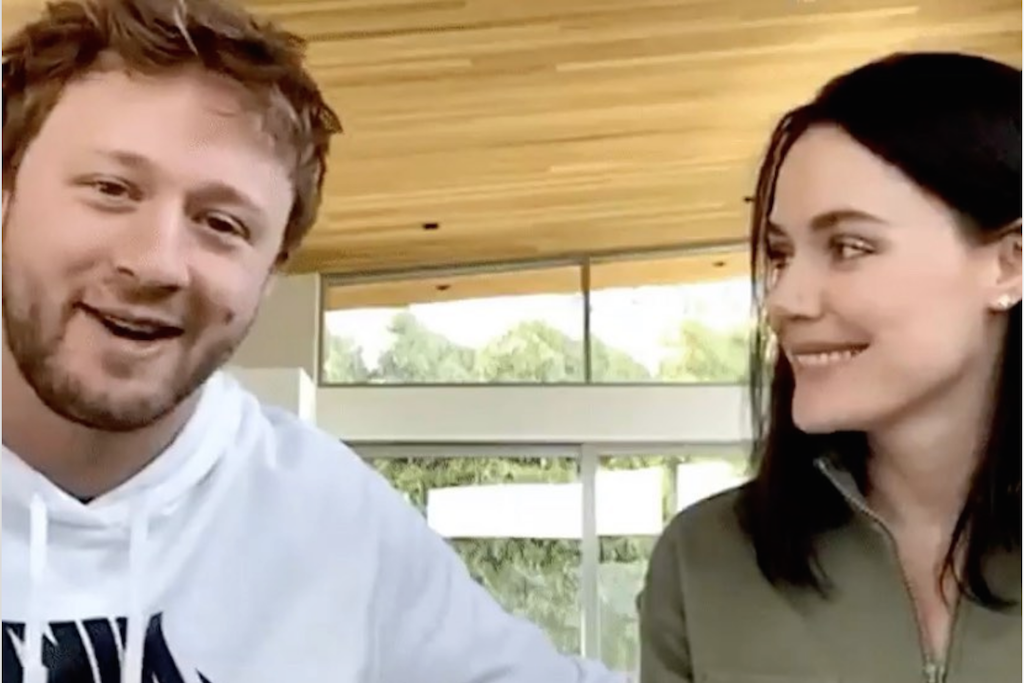 tessa virtue and morgan rielly