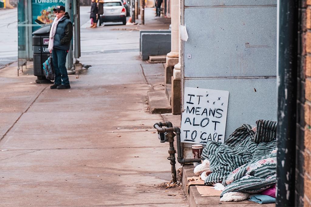 COVID-19 homeless