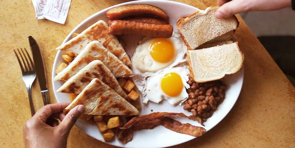 Frans-breakfast