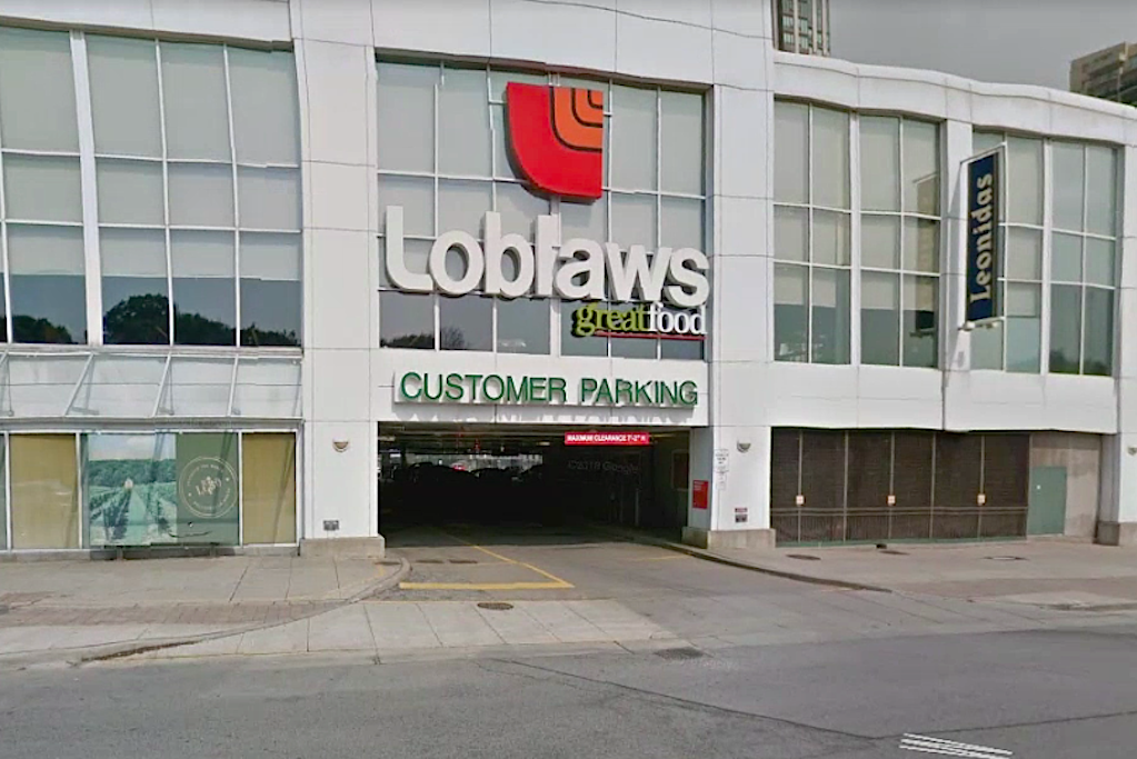 Loblaws at 396 St. Clair Ave.
