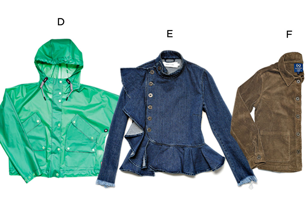 jeanne beker spring jackets