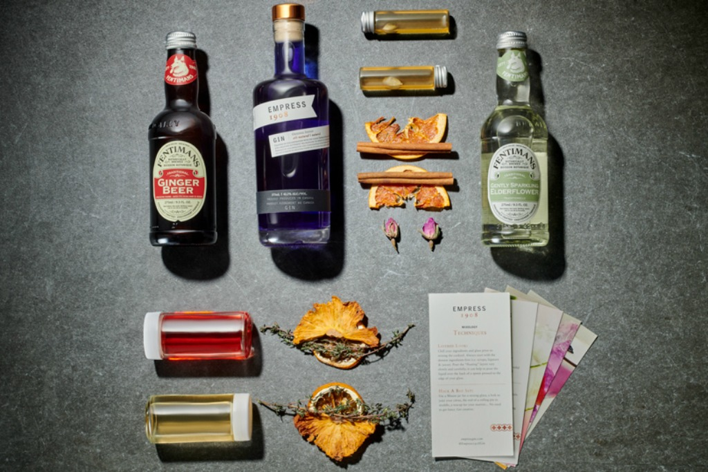isolish cocktail kit