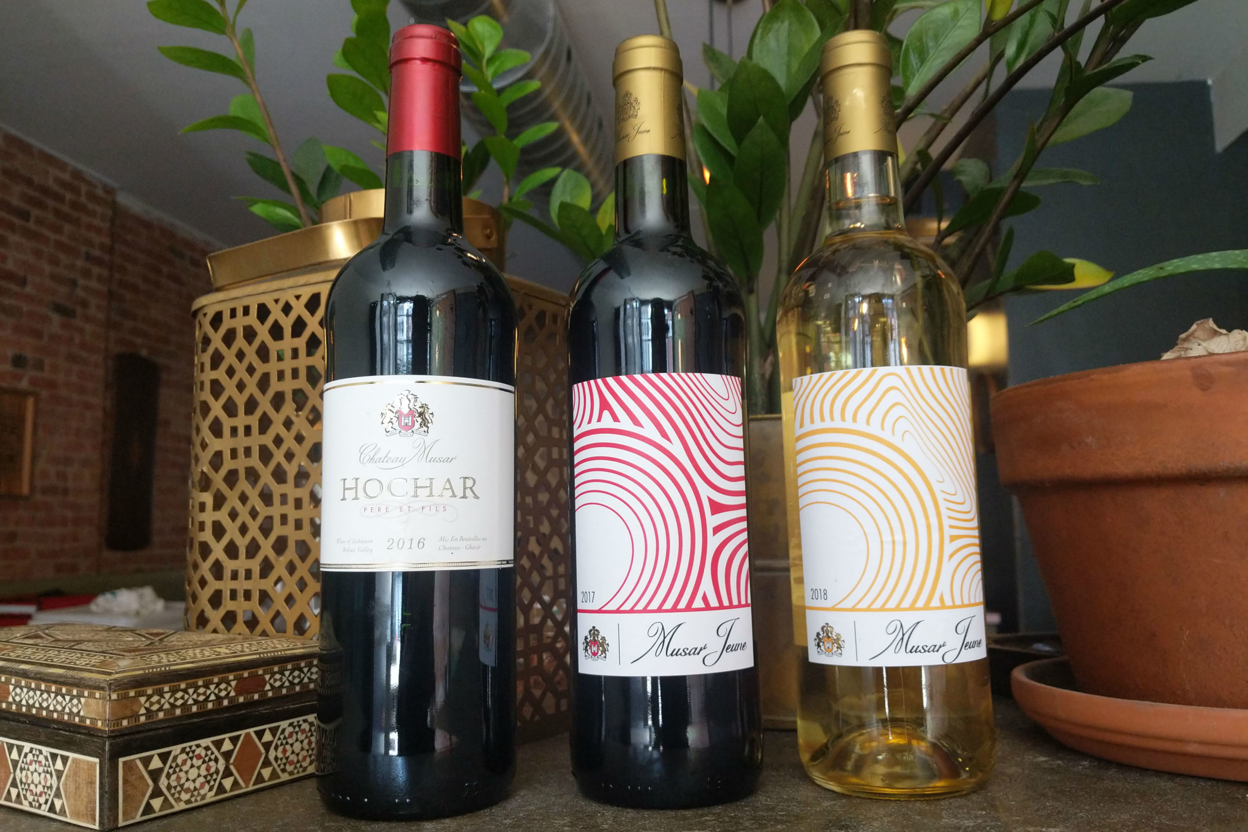 Little Sito Lebanese wines