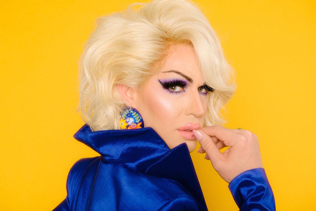 Brooke Lynn Hytes digital drag