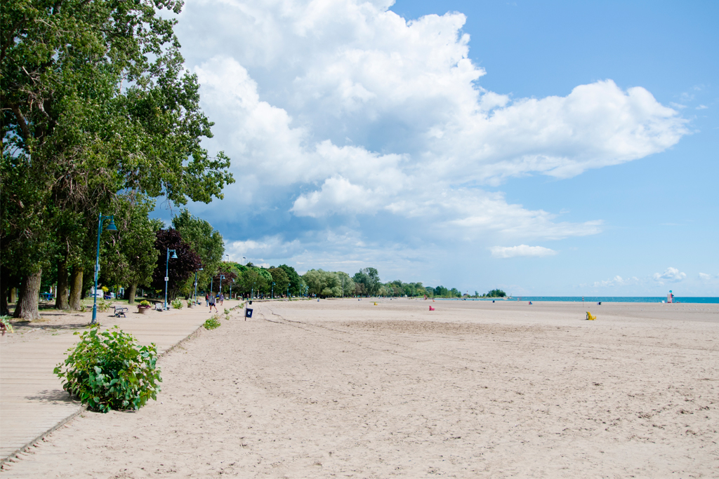 These eight Toronto beaches are in top notch condition for summer