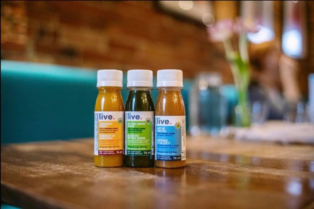 Live Organic Food