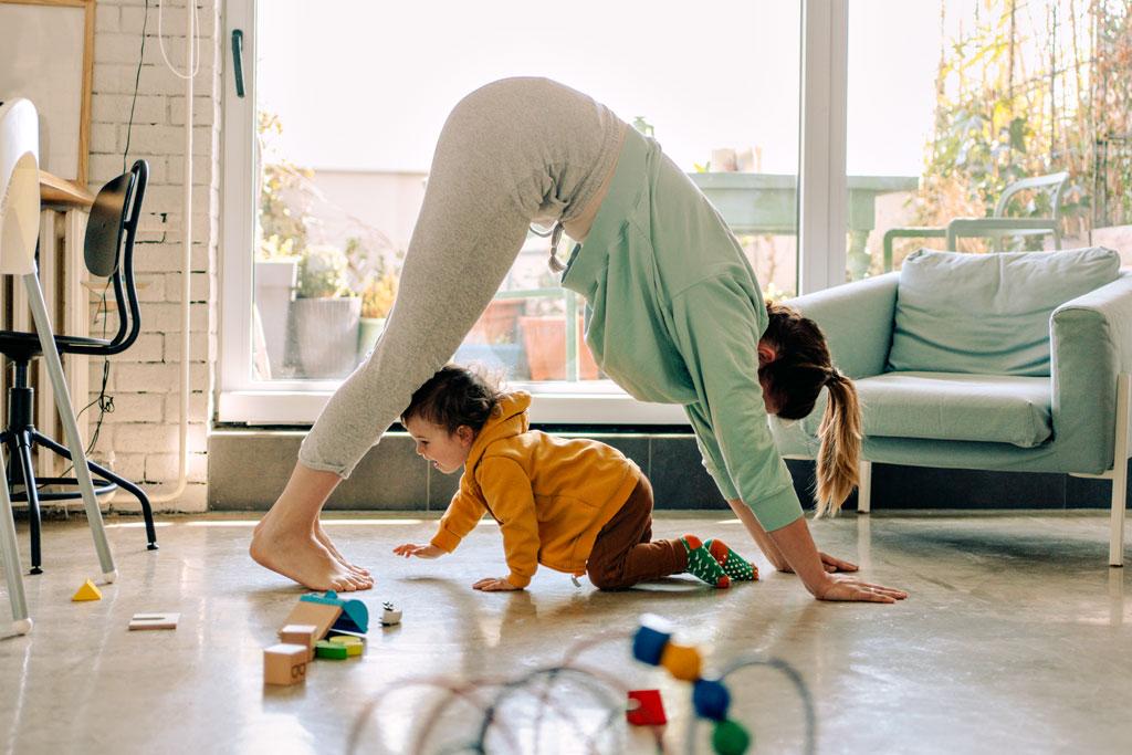 covid parenting