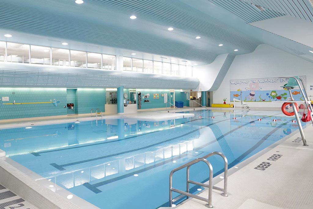 indoor pools wallace emerson